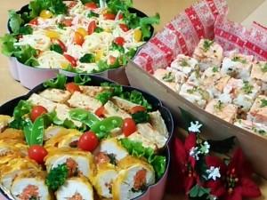 クリスマスパーティ用お弁当