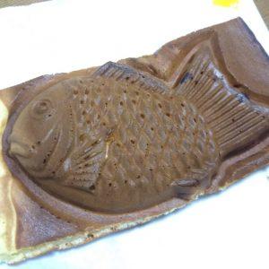 カレー鯛焼き