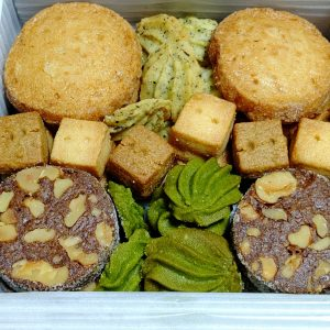 KANARIちゃんのクッキー缶